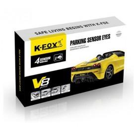 Парктроник K-Fox Security - parking sensor eyes V8 Power